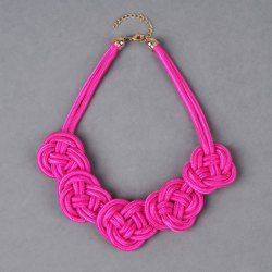 Cheap Necklaces, Wholesale Necklaces For Women With Cheap Prices Sale Page 2/ neon yellow $4
