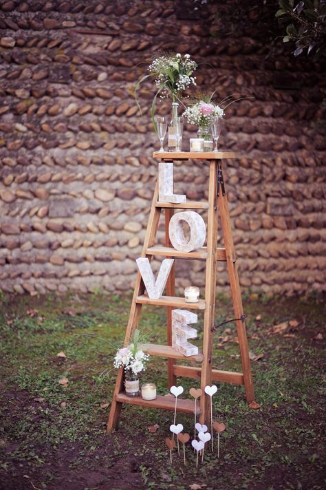 Décoration mariage Chic et Champêtre, de l'élégance au coeur de la nature