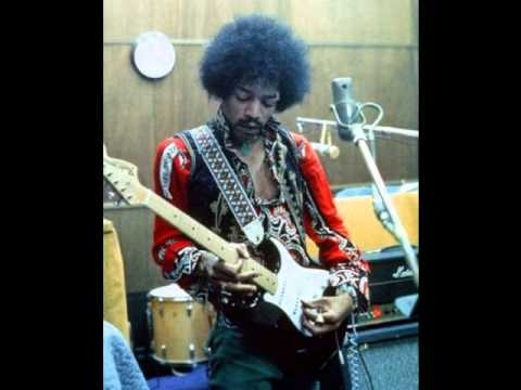 Little Wing - Jimi Hendrix - Favorite song since I was a little girl <3