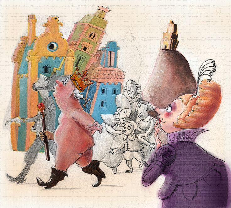Illustration by Rafa Anton