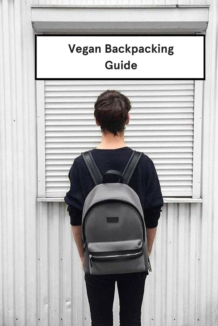 This guide of vegan backpacking will help you carry all the most suitable foods on your travel in your backpack.