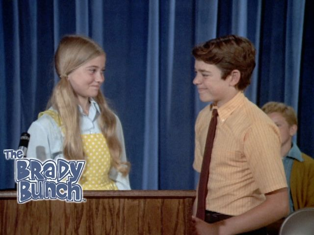 brady bunch dating The brady bunch cast won the hearts of america with their poignant family relationships, '70s style and greg went on a date with his o is listed (or ranked.