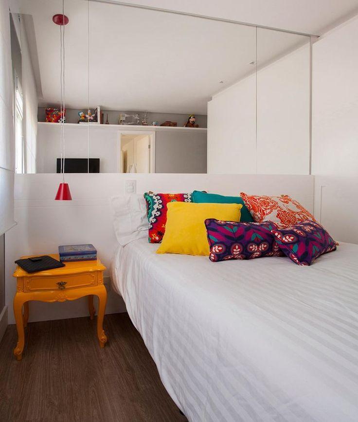 8 Dicas para qualquer quarto pequeno ficar Incrível