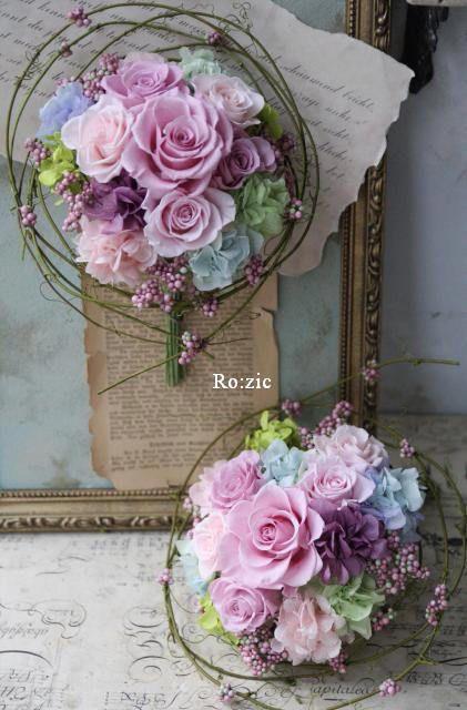 preserved flower http://rozicdiary.exblog.jp/24193238/