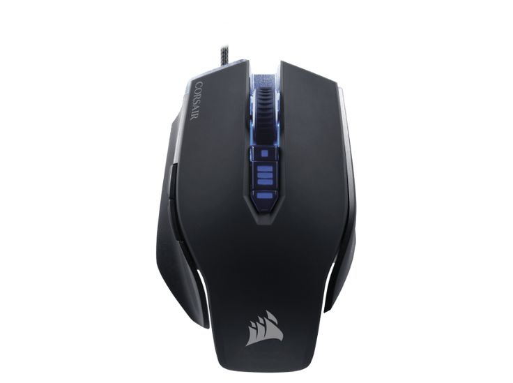 cool CORSAIR Souris gamer M65 Bronze Noir (CH-9000113-EU) chez Media Markt