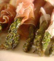 Asparagus and Prosciutto Tea Sandwiches Recipe | Leite's Culinaria