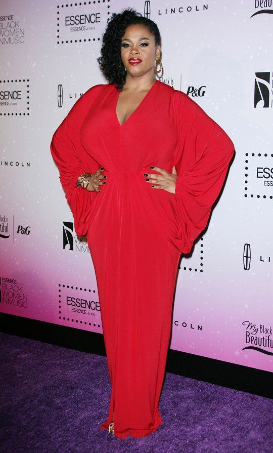 Jill Scott Wears Michael Costello At Essence Women In Music Event Things I Love Fashion Dresses