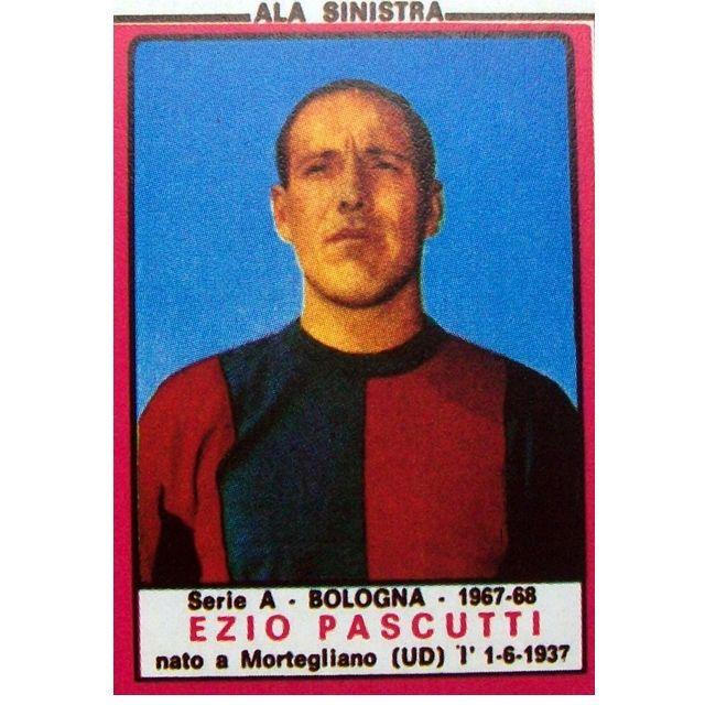 Ezio #Pascutti #Bologna 1967/68