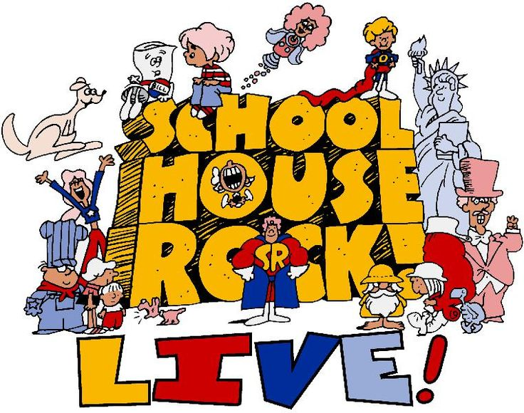 School House Rock cover