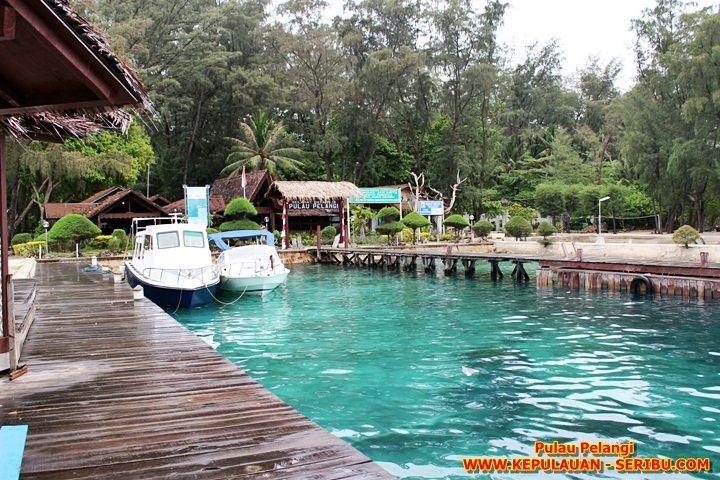 Perjalanan Wisata Pulau Pelangi | Kepulauan Seribu