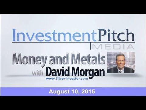 Money & Metals with David Morgan - U.S. Stocks fall, dollar flat after j...