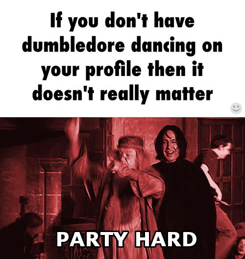 So beautiful on so many levels SNAPE LAUGHING & DUMBLEDORE SHOWING HIS INNER WEIRDO