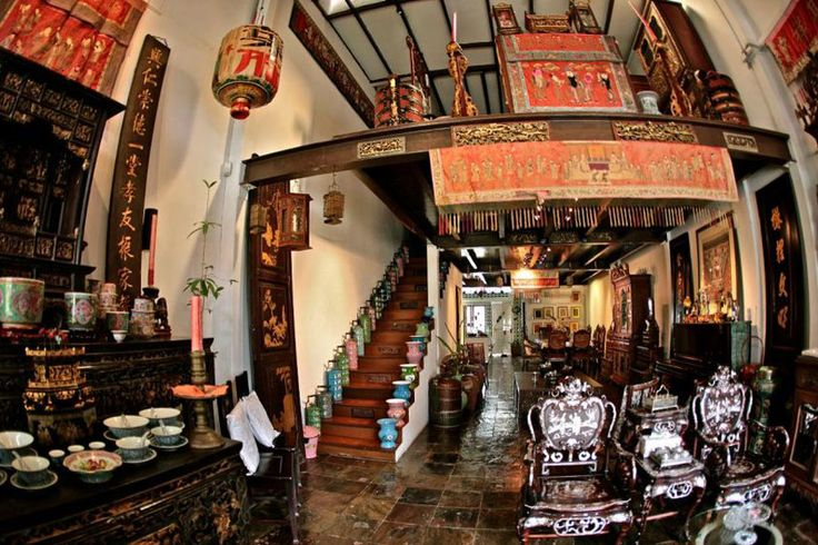 The Intan, a great private museum in Singapore showing all things Peranakan