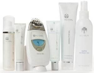 Nuskin Galvanic Spa System w/ ageLoc Package by Nu Skin   Nuskin Galvanic Spa System w/ ageLoc Package by Nu Skin Specially formulated products to smooth the appearance of your face, rejuvenate your complexion, and more. Results are so remarkable, your radiant, youthful face will leave people wondering about your age and your secret.  http://www.personalcareclub.com/nuskin-galvanic-spa-system-w-ageloc-package-by-nu-skin-2/