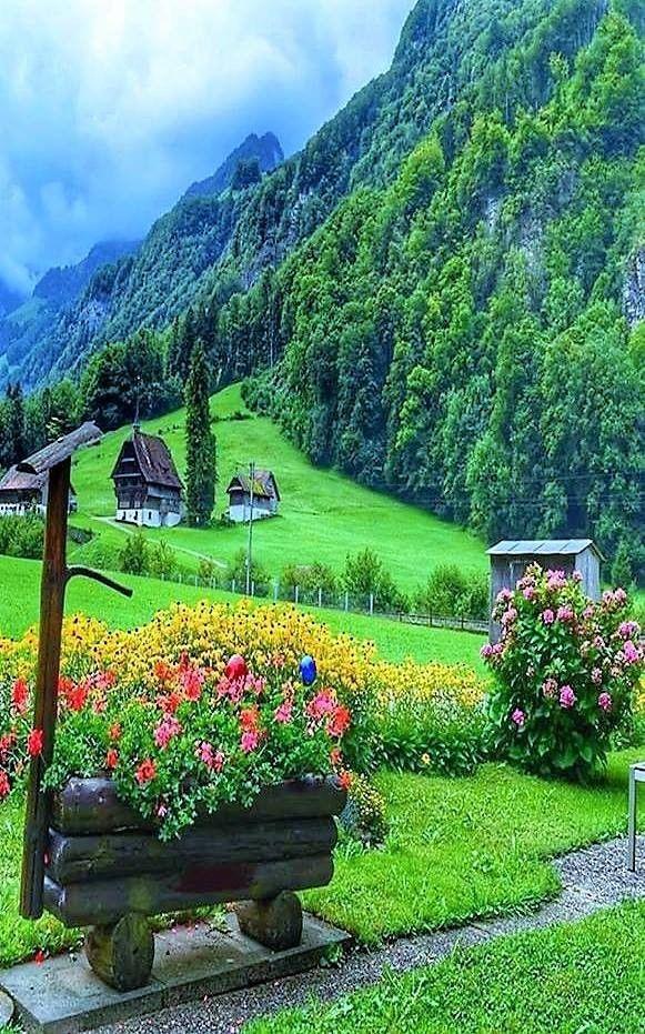 Switzerland Beautiful Nature Beautiful Landscapes Landscape