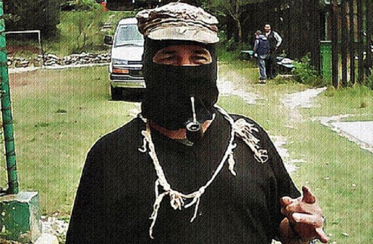 Luego de varios años de ausencia, el llamado Subcomandante Galeano reapareció en los trabajos del Congreso Nacional Indígena en San Cristobal de las Casas