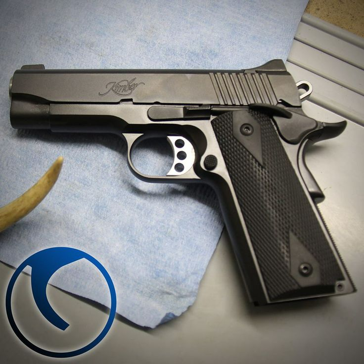 the Kimber Pro Carry II