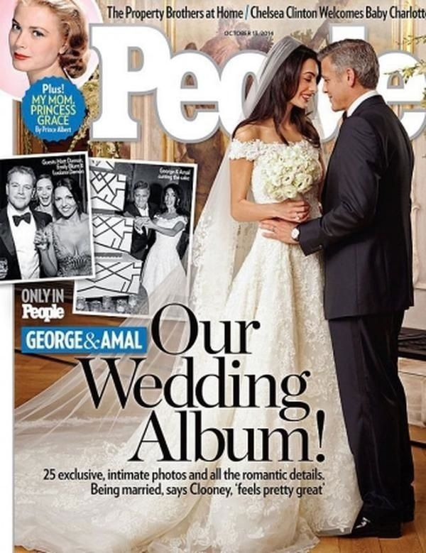 Свадьба Джорджа Клуни – точка перегиба линии жизни