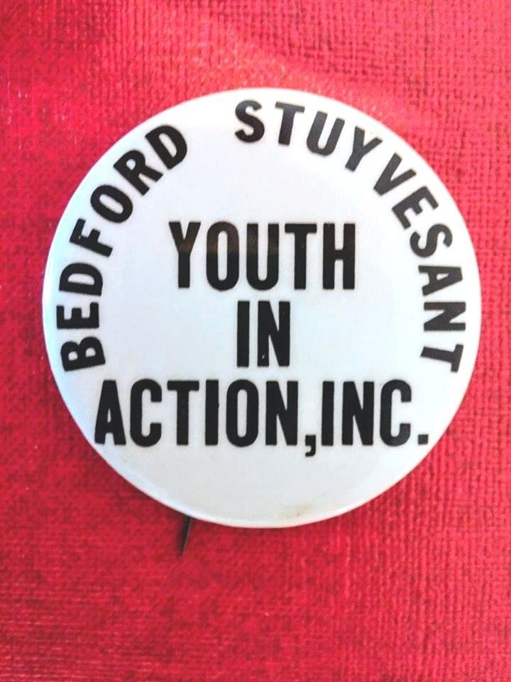 BEDFORD STUYVESANT YOUTH IN ACTION 1966 -Robert Kennedy visits Bed Stuy Brooklyn