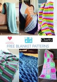 In collaboration with 67 Blankets for Nelson Mandela Day, founded by Carolyn Steyn, we help you get started with 6 free blanket patterns!