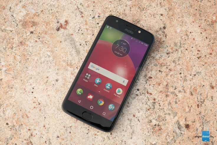 Motorola MOTO E4 is now available on Sprint boost mobile