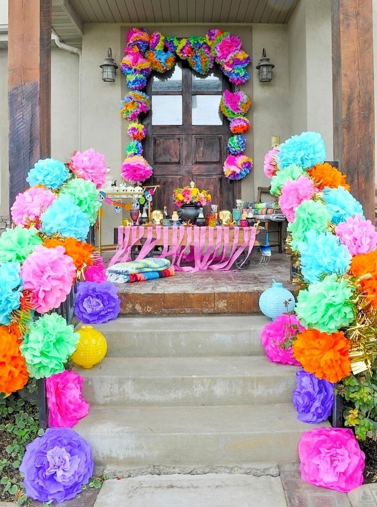 day of the dead halloween party by kara's party ideas