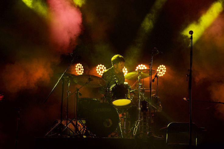 https://flic.kr/p/Jigj5H | The Cinematic Orchestra | EDP Cool Jazz, 17 de Julho 2016. Jardins do Marquês de Pombal, Oeiras. Portugal. Rafael Filipe © 2016.