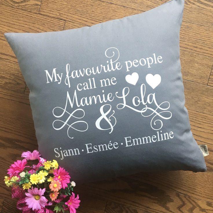 Grandparents gift. Personalized gift for grandparents. Grandma.