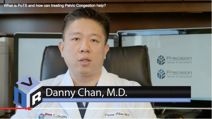 What is PsTS and how can treating Pelvic Congestion Help? Dr. Danny Chan