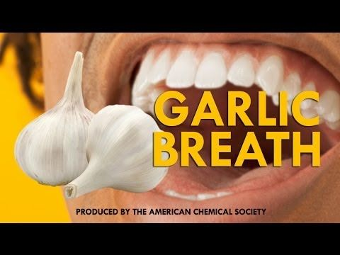 Why You Get Garlic Breath, and How to Get Rid of It