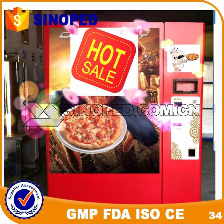 High Quality Automatic Sandwich and Pizza Vending Machine For Sale#pizza vending machines for sale#Service Equipment#vend#vending machine