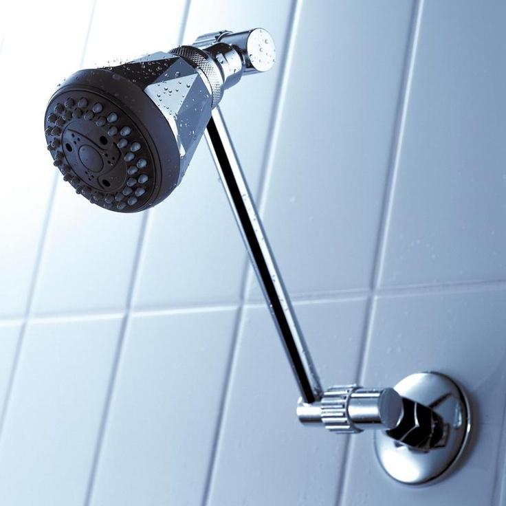 Maxum Shower head for Ensuite and Bathroom. Ahhhh....  bliss.
