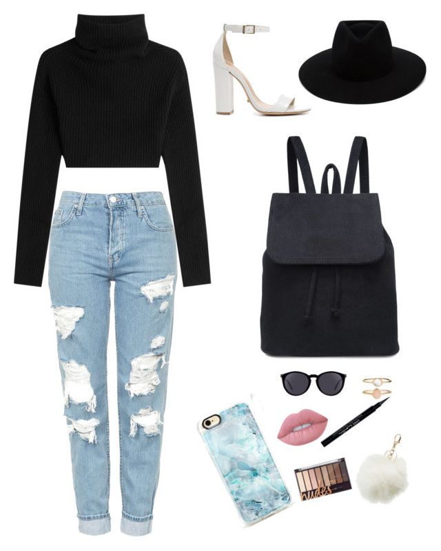 """Untitled #13"" by nastja-pessi on Polyvore featuring Valentino, Topshop, Schutz, rag & bone, Accessorize, Yves Saint Laurent, Casetify, Charlotte Russe, Lime Crime and Givenchy"