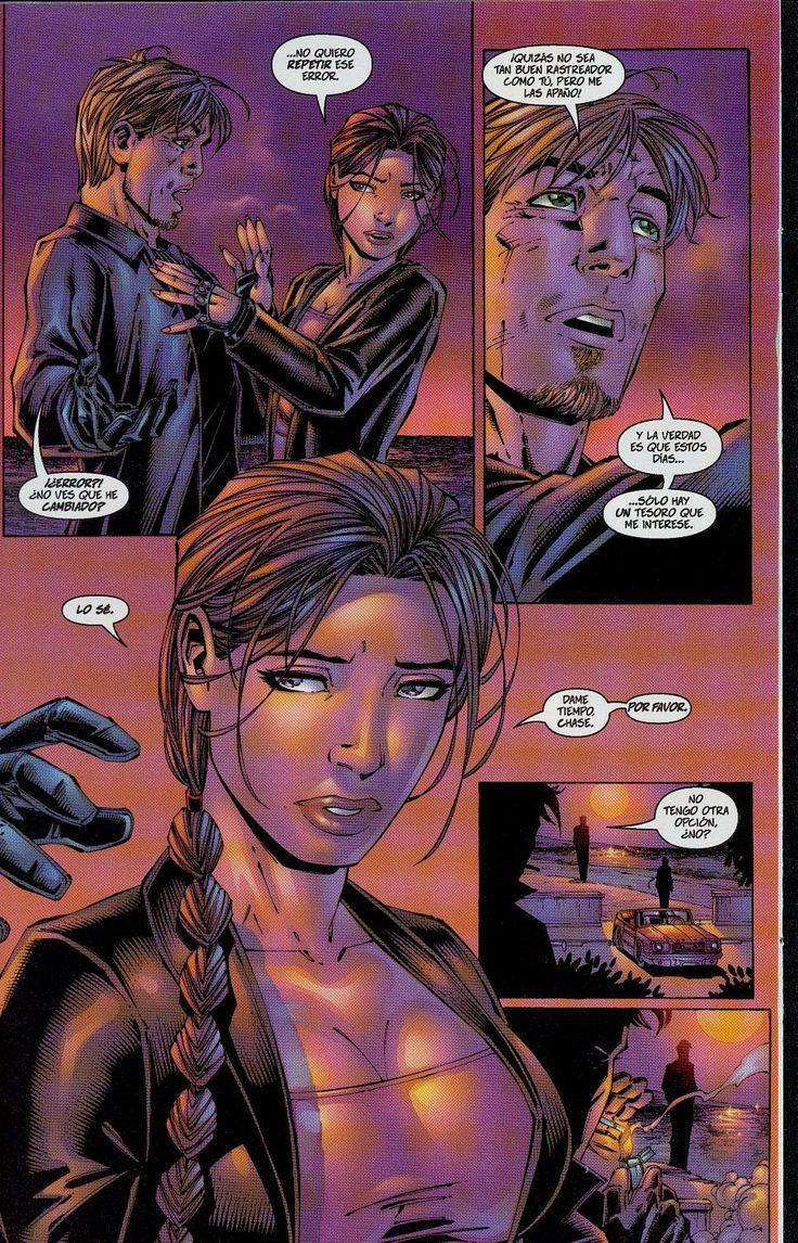 Think, Lara croft tomb raider sex comic