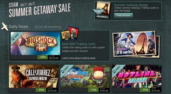 Steam Summer Sale - http://www.tecnogaming.com/2013/07/steam-summer-sale/