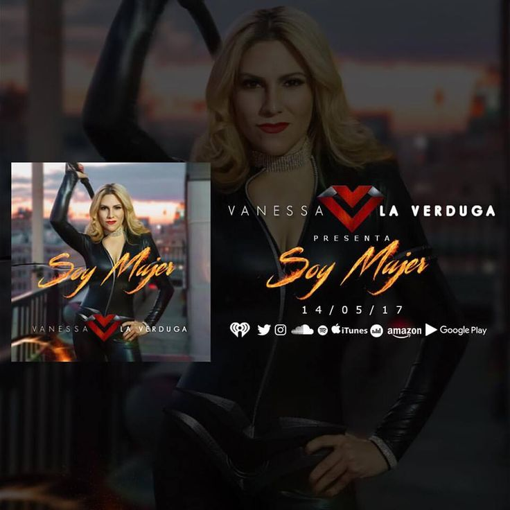 "Buenos días!! Good morning!! One more day to go 😘 ""Soy Mujer"" drops tomorrow for Mother's Day in honor of the women who gave us our lives ❤️ #happymothersday #felizdiadelamadre #LaVerduga #album #debut #SoyMujer #urbanopop #urbanlatino #reggaeton #bachata #cumbia #salsa #merengue #moombahton #electrolatino #cantautora #musica #latina #latinmusic #artistlife #recordingartist #performingartist #artist #May14 #makingthingshappen #fragmentmuzik #celebrate #picoftheday"