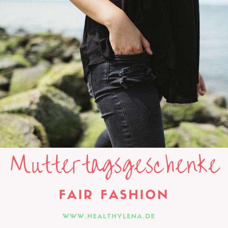 Muttertagsgeschenke aus dem Bereich Fair Fashion - Tolle und erschwingliche Geschenke für alle Mamas