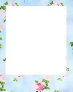 135 free printable polaroid frames: so nice!!