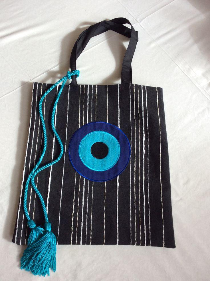 Handmade bag Christina Malle .. Tote bag