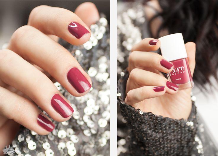 Kure Bazaar TeaRose Marsala pantone color of the year 2015