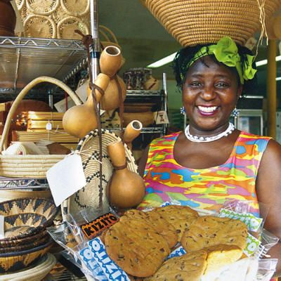 Treat Yourself on This Street - Bardstown Rd.  Something for everyone!  Love Kizito's cookies...