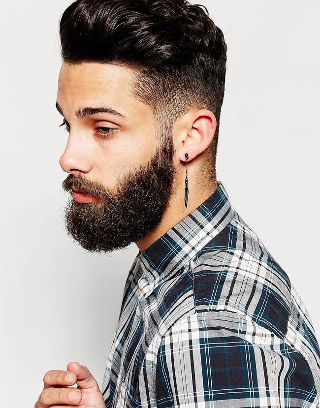 A Man S Guide To Wearing Earrings In 2018 25 How Wear Mens Fashion
