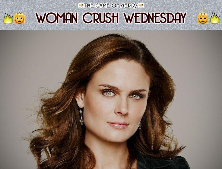 This week's Woman Crush Wednesday goes to Emily Deschanel! Bones finally returns tomorrow!