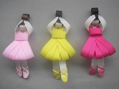 ballerina ribbon people