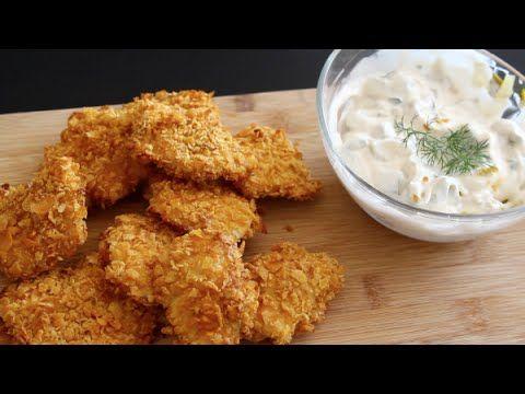 Receta de pollo rebozado estilo Cookani   Rincón Salud