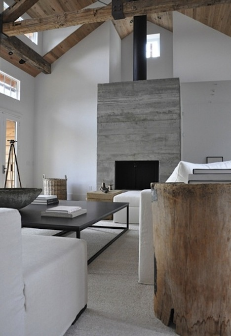 ClothesPeggS: Skylights, exposed beams and a feeling of space
