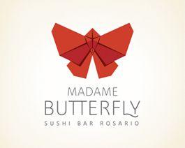 Madam Butterfly Logo
