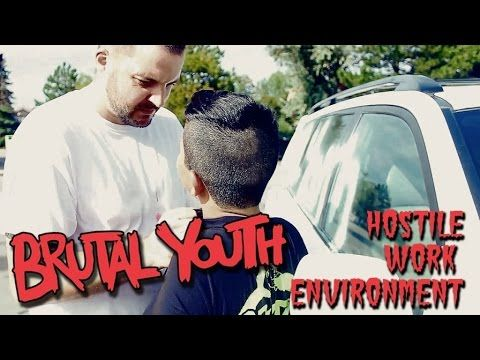 Brutal Youth - Hostile Work Environment (official video) - YouTube