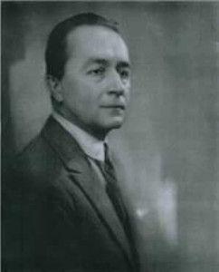 Gogu Constantinescu (1881-1965) inventator, om de știință și inginer român. A fost întemeietorul unei noi ştiinţe: Sonicitatea.