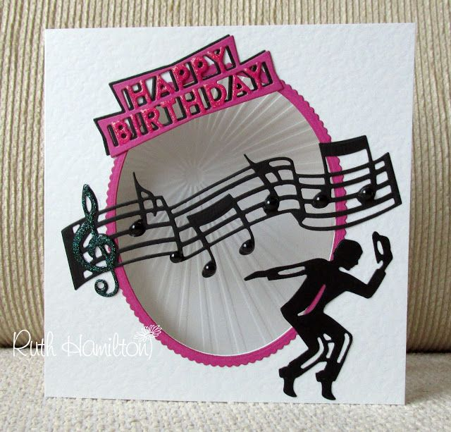 how to make a musical card